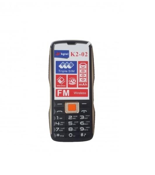 گوشی موبایل کاجیتل kgtel k2-02