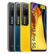 گوشی موبایل شیائومی مدل Poco M3 Pro ظرفیت 128گیگابایت رم 6گیگابایت 5G
